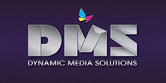 DMS Print Logo